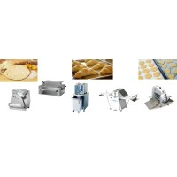 Sheeters, Dough Dividers