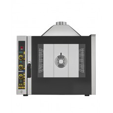 Конвектомат газов директна пара програмируем 5 тави GN 1 / 1 – EN 60x40 – Модел EKF 511 G E UD