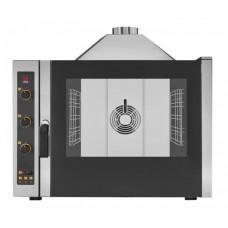 Конвектомат газов директна пара 5 тави GN 1 / 1 – EN 60x40 – Модел EKF 511 G UD