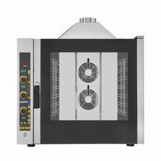 Конвектомат газов  програмируем 7 тави GN 1 / 1 – EN 60x40 – Модел EKF 711 G ЕUD
