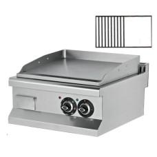 Скара 1 / 2 гладка  + 1 / 2 оребрена електрическа – Модел 6IE022