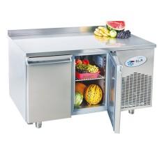 Хладилна маса нискотемпературна 2 врати,  темп.- 10°С / -20°С , 140х70х85 см. - Модел GM ВGL2