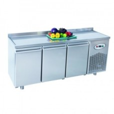 Хладилна маса среднотемпературна 3 врати 186.5х70х85 см. - Модел GM BGN3