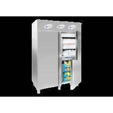 Хладилен шкаф 3 врати  комбинирани температури 1400 литра  - Модел GM VNL14-3T