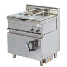 Електрообръщателен тиган 65 литра газов – Модел GP722
