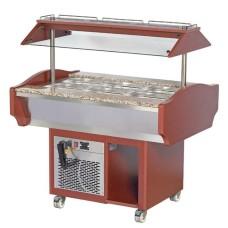 Модул хладилен вана 3 GN 1 / 1 Buffet  – Модел SBM3