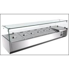 Хладилна витрина за салати 10хGN 1 / 4 – Модел VRX 2000/330