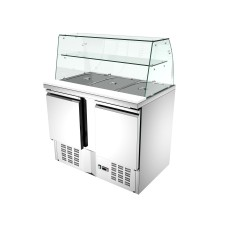 Хладилен шкаф SALADETTE – Модел S902T