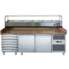 Хладилен шкаф SALADETTE – Модел PZ 2610 TN 380