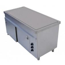 Модул нагревателна гладка плоча 4 GN 1 / 1 върху топъл шкаф – Модел BTHP714H*