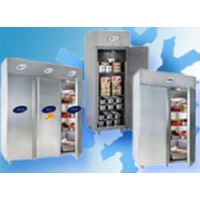 Refrigerated Cabinets GN 2/1 - Low-Medium Temperature