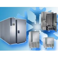Blast chillers &  Shock freezers