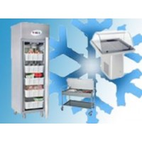 Refrigerated Counters & Fish Cabinets