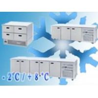 Refrigerated counters - POSITIVE TEMPERATURE