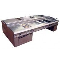 Modular Cooking Range