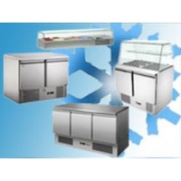 Cooling Showcases SALADETTE VRX