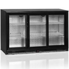 Витрина хладилна 3 плъзгащи врати – Модел DB300S